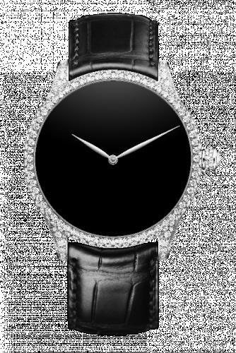 2327-0219 : H. Moser & Cie Venturer White Gold / Diamond / Vantablack Concept