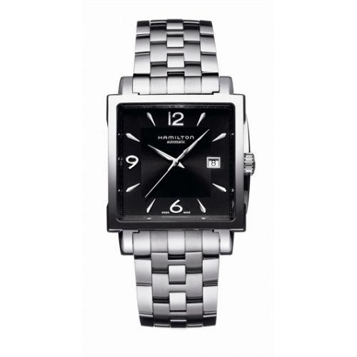 Hamilton H32415135 : Jazzmaster Square Automatic
