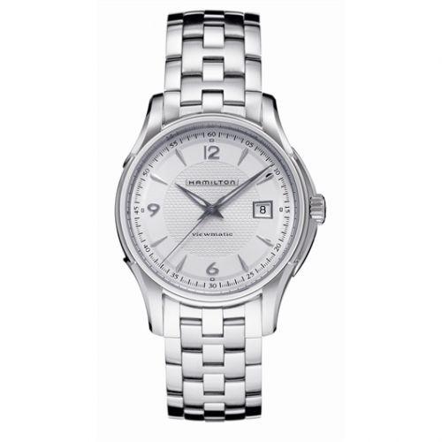 Hamilton H32515155 : Jazzmaster Viewmatic 40mm Silver Dial Bracelet