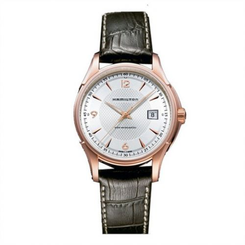Hamilton H32645555 : Jazzmaster Viewmatic 40mm PVD Gold