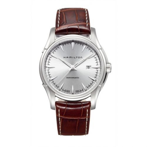 Hamilton H32715551 : Jazzmaster Viewmatic 44mm Silver Dial