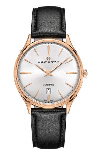 H38545751 : Hamilton Jazzmaster Thinline Gold / Silver