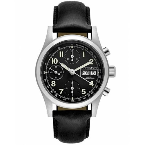 Hamilton H71416733 :  Khaki Field Automatic Chronograph 38