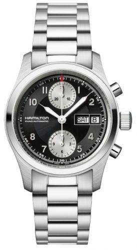 Hamilton H71466133 : Khaki Field Chrono Auto 38