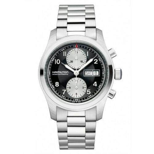 Hamilton H71566133 : Khaki Field Automatic Chronograph 42