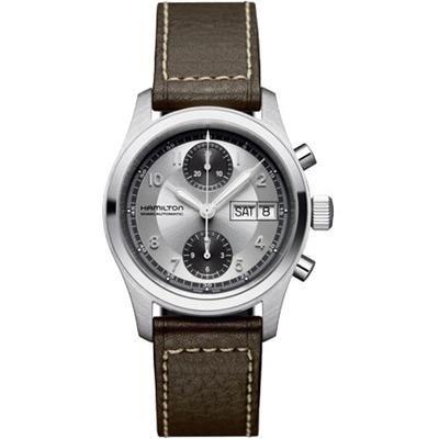Hamilton H71566553 : Khaki Field Automatic Chronograph 42