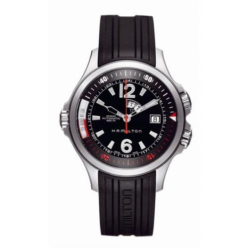 Hamilton H77555335 : Khaki Navy GMT