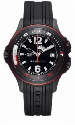 Hamilton H77585335 : Khaki Navy GMT