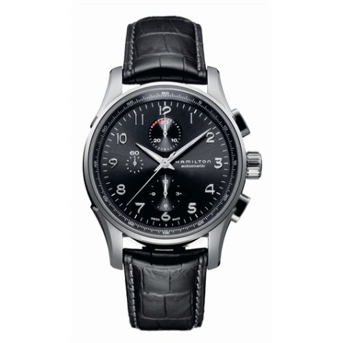 H32716833 : Hamilton Jazzmaster Maestro Chronograph 45mm No Date