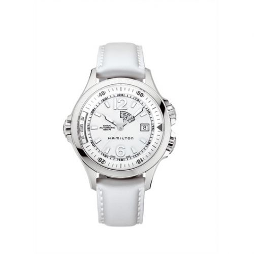 Hamilton H77595915 : Khaki Navy GMT