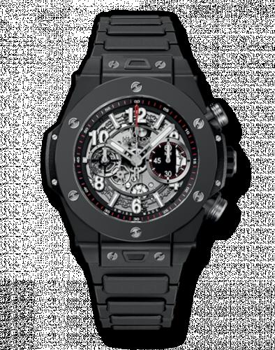 Hublot 411.CI.1170.CI : Big Bang Unico 45 Black Magic / Bracelet