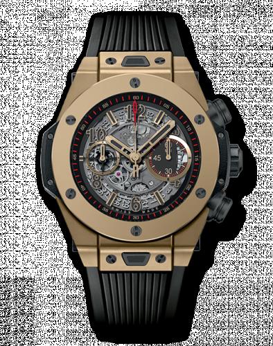 Hublot 411.MX.1138.RX : Big Bang Unico 45 Full Magic Gold