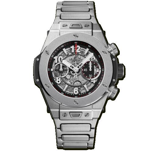 Hublot 411.NX.1170.NX : Big Bang Unico 45 Titanium / Bracelet