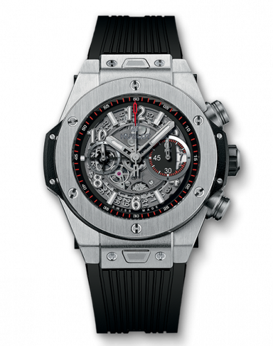 Hublot 411.NX.1170.RX : Big Bang Unico 45 Titanium / Black