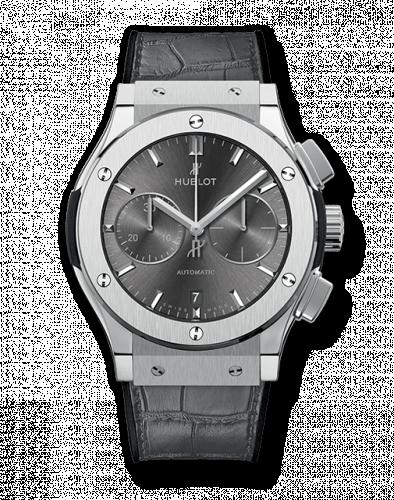 Hublot 521.NX.7071.LR : Classic Fusion 45 Chronograph Titanium / Racing Grey