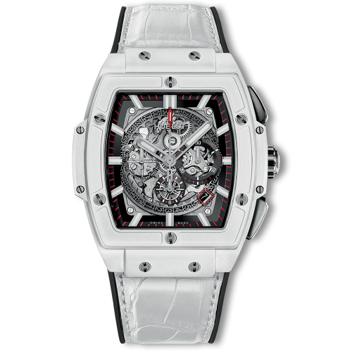 Hublot 601.HX.0173.LR : Spirit of Big Bang 45 White Ceramic