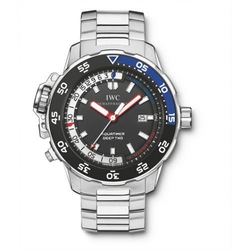 IWC IW3547-01 : Aquatimer Deep Two / Bracelet