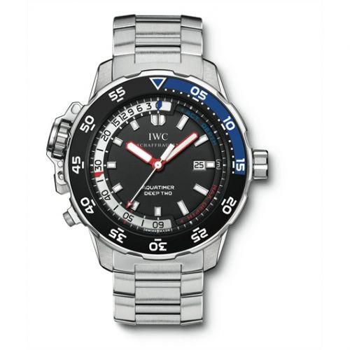IWC IW3547-03 : Aquatimer Deep Two / Bracelet
