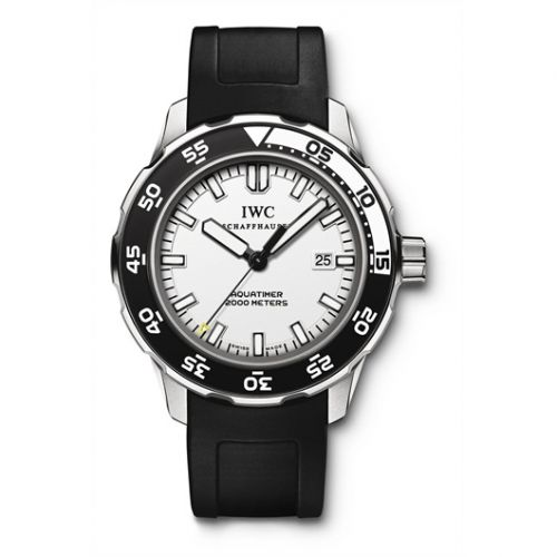 IWC IW3568-11 : Aquatimer 2000 Stainless Steel / White / Rubber