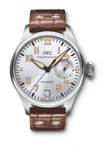IWC IW5004-13 : Big Pilot Father And Son Platinum