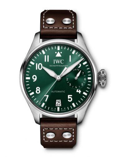 IWC IW5010-15 : Big Pilot's Watch Racing Green