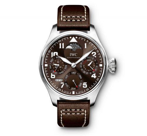 IWC IW5038-01 : Big Pilot's Watch Perpetual Calendar Edition Antoine de Saint Exupery