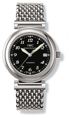 IWC IW3528-11 : Da Vinci SL Stainless Steel / Black Breguet / Bracelet