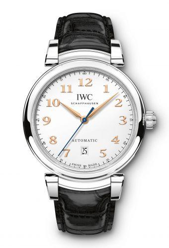 IWC IW3566-01 : Da Vinci 40 Stainless Steel / Silver