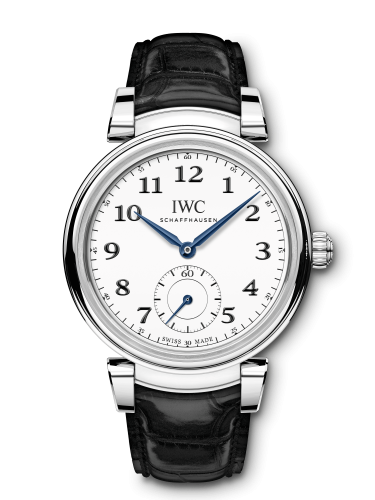 IWC IW3581-01 : Da Vinci Automatic Edition 150 Years Stainless Steel / White
