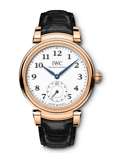 IWC IW3581-03 : Da Vinci Automatic Edition 150 Years Red Gold / White