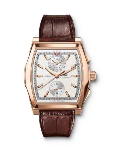IWC IW3764-11 : Da Vinci Chronograph Rose Gold