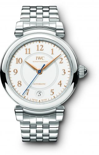 IWC IW4583-07 : Da Vinci 36 Automatic Stainless Steel / Silver / Bracelet