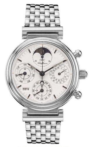 IWC IW9252-05 : Da Vinci Perpetual White Gold / White / German / Bracelet
