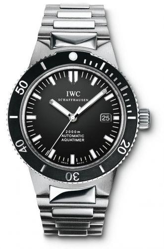 IWC IW3536-02 : GST Aquatimer Stainless Steel / Black