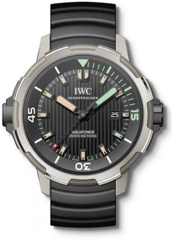 IWC IW3580-03 : Aquatimer Automatic 2000 Titanium / Cronotempvs