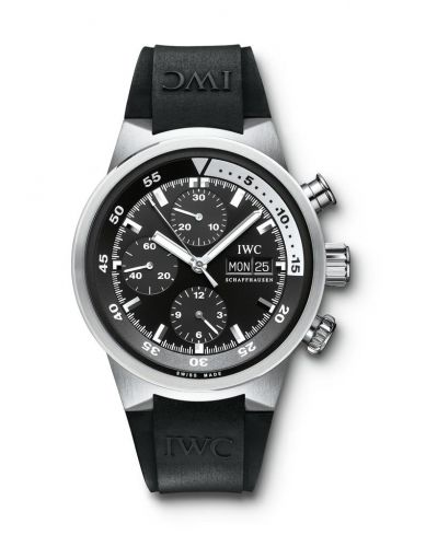 IWC IW3719-33 : Aquatimer Chrono-Automatic Stainless Steel / Rubber