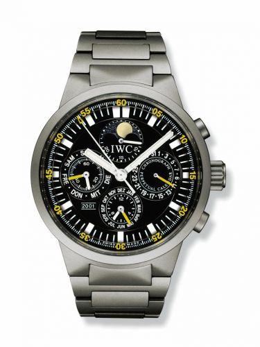 IWC IW3756-01 : GST Perpetual Calendar Titanium / German