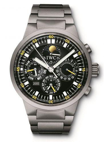 IWC IW3756-04 : GST Perpetual Calendar Titanium / French