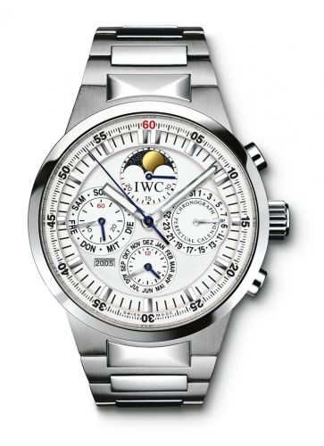IWC IW3756-17 : GST Perpetual Calendar Stainless Steel / White / German