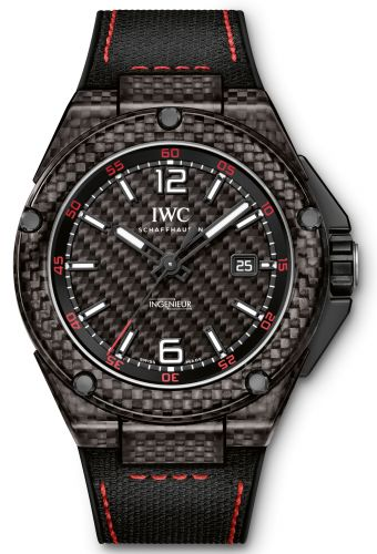 IWC IW3224-02 : Ingenieur Automatic Carbon Performance Ceramic Red