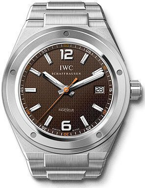 IWC IW3227-12 : Ingenieur Automatic Stainless Steel / Japan