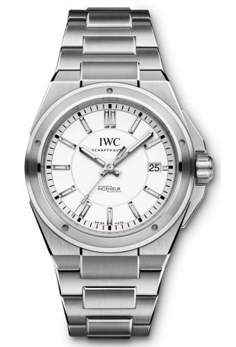 IWC IW3239-04 : Ingenieur Automatic Silver