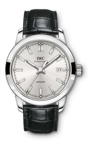 IWC IW3570-01 : Ingenieur Automatic Stainless Steel / Silver
