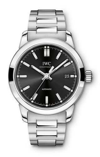 IWC IW3570-02 : Ingenieur Automatic Stainless Steel / Black