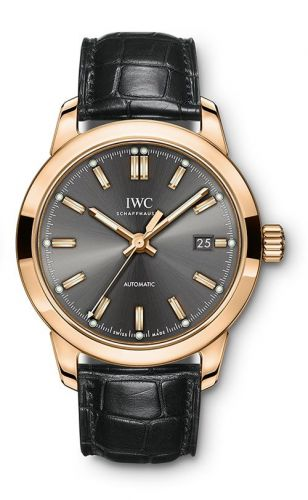 IWC IW3570-03 : Ingenieur Automatic Red Gold / Slate