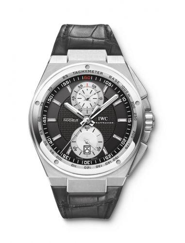 IWC IW3784-01 : Big Ingenieur Chronograph Steel / Black / Strap