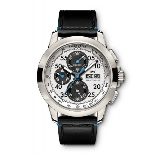 """IW3812-01 : IWC Ingenieur Chronograph Sport Edition """"76th Members' Meeting at Goodwood"""""""