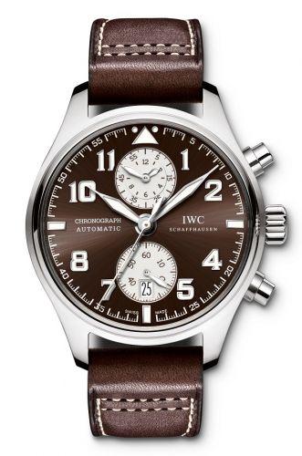 IWC IW3878-06 : Pilot's Watch Chronograph Edition Antoine De Saint Exupery