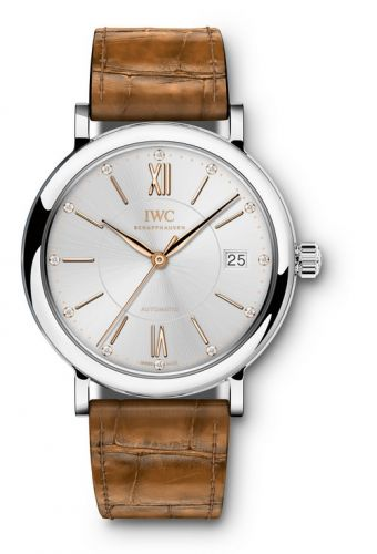 IWC IW4581-01 : Portofino Automatic 37 Stainless Steel / Silver