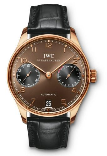 IWC IW5001-24 : Portuguese Automatic Red Gold / Boutique Edition